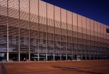 Brise Soleil Facade on the Millennium Point Building