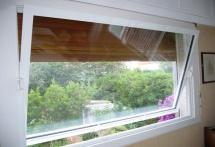 Fenêtre basculante la une