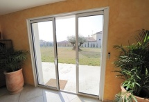 Porte Fenêtre coulissante la une