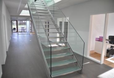 escalier inox 3