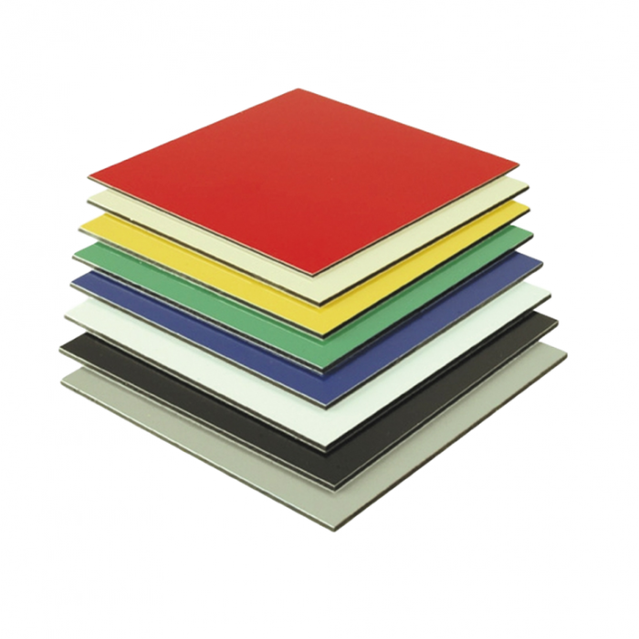 Le panneau composite en aluminium inoxalum - Panneau composite aluminium ...