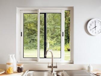 Fenêtre coulissante en PVC au Maroc | InoxAlum