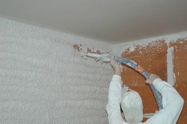 plâtre projeté au maroc